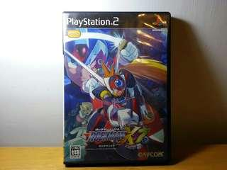 PlayStation 2  ROCKMAN X7