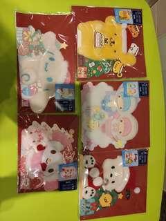 Sanrio聖誕音樂立體卡