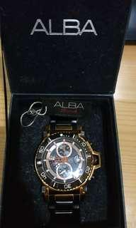 Alba SignA Limited Edition Watch