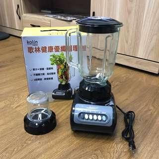 🚚 kolin歌林 1.5L多功能蔬果調理機(JE-MN1503G)