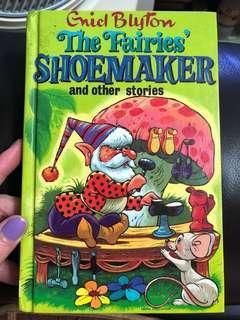 Children's Book the fairies' shoemaker