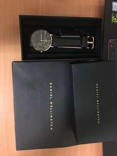 🚚 Dw手錶 黑金 36mm 全新