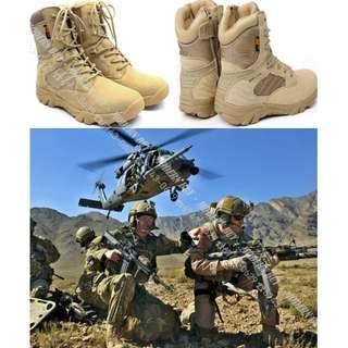 【美軍沙漠登山靴Men's Outdoor Camping Specialist Boots】