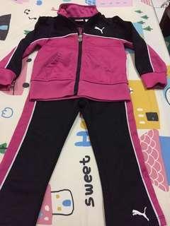 🚚 Puma女童運動外套