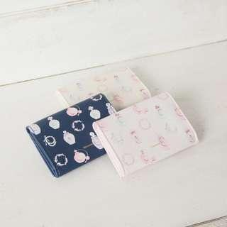 [PO] Afternoon Tea Perfume Motif Pattern Business Card Case