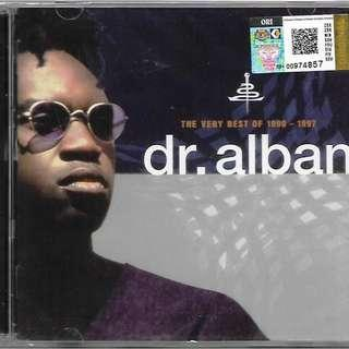 Dr. Alban The Very Best of 1990-1997 CD