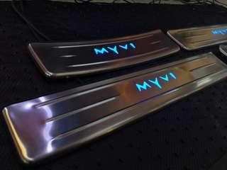Myvi 2018 Led Door Side Step