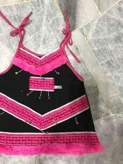 FREE POSTAGE Ethnic Embroidery Bell Baby Girl Dress
