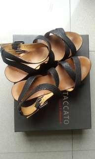 Wedges preloved Staccato