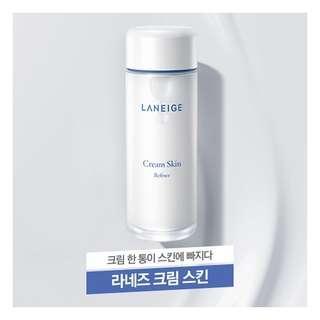 NEW❤ Authentic Laneige Cream Skin Refiner