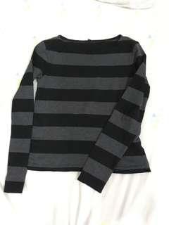 Uniqlo Stripes Shirt