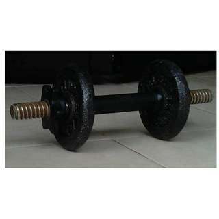 Exercise Gym Dumbbell Dumb Bell Weights