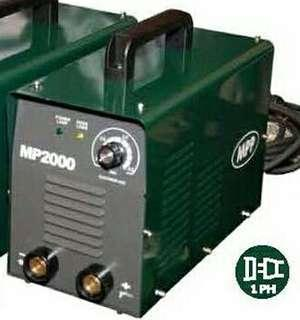 MPP MP2000 Welding Invertor (Double Safety ELCB)