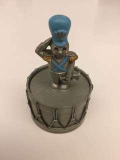 Selangor Pewter Hudson Toy Soldier Trinket Box