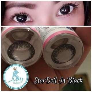 [Contact Lens] StarDoll in Black