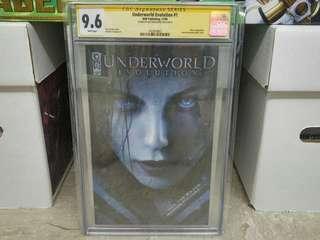 Kate Beckinsale CGC SS - Underworld Evolution