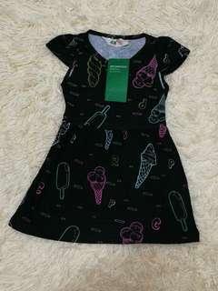 H&M organic cotton dress (2-3y)