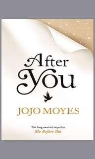 EBOOK after you by jojo moyes