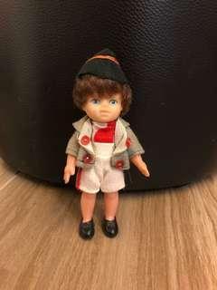 (極罕)澳洲尋寶-懷舊小童軍 BB  娃娃