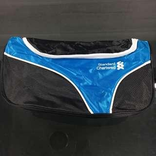 Standard chartered SCB Shoe Bag