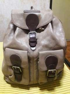 Belong Genuine Leather Backpack