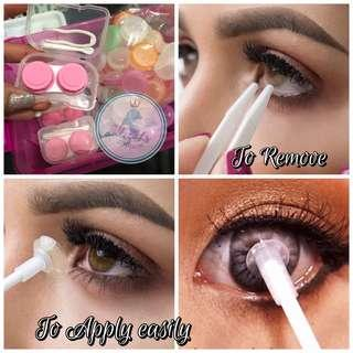 Add $10 for a Contact Lens Kit
