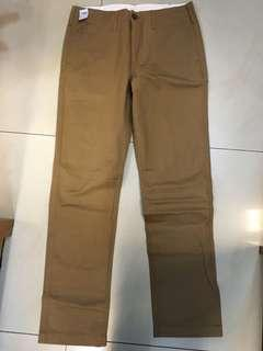 Celana chino gu by uniqlo vintage reguler fit
