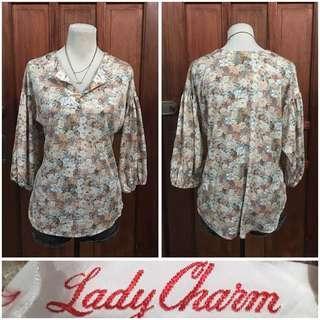 Plus size blouse (L-xL) 50 pesos only!