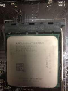 Amd x4 860k 四核 fm2+ cpu
