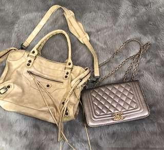 Bundle 5: Balenciaga and Chanel Inspired