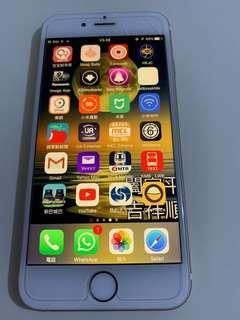 iPhone 6 金色 64gb