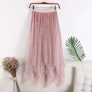 Sparkling Tutu Skirt