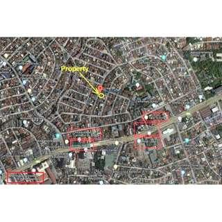 RUSH SALE 4 Storey Commercial & Residential Bldg with 3 Old Apartment in Project 3 Quezon City