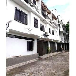 For Sale Pre Owned 4BR Townhouse in Don Antonio Heights Quezon City