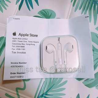 iphone earpods 原廠 3.5mm