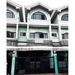 For Sale Pre Owned 5BR Townhouse in Carmel 2 Subdivision Quezon City Congressional Ave