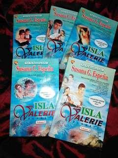 Isla Valerie 1/5 set