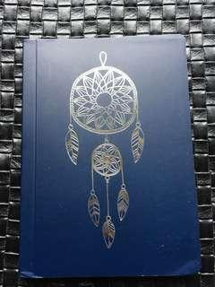 Note book (feather)