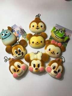 Disney head bun