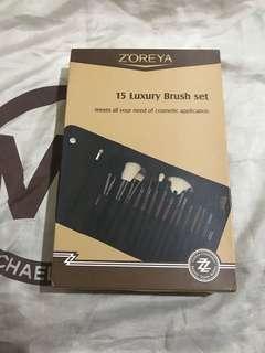 Original Z'OREYA 15 Luxury Brush set