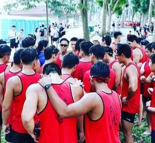 Hiring avid male runners as pacers (10km, 21km runs), w pay! ✅