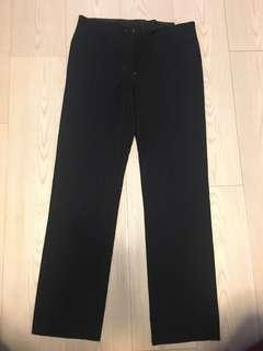 Paul smith wool trousers navy