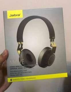 Jabra Move wireless bluetooth headset