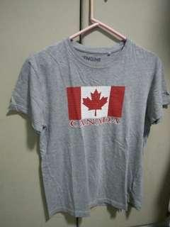 Canada shirt fits S to semi large