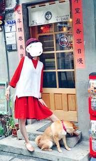 🚚 韓版洋裝(實穿