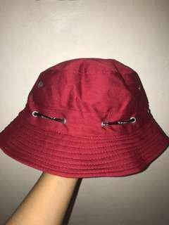 Red Wine Bucket Hat #bundlesforyou