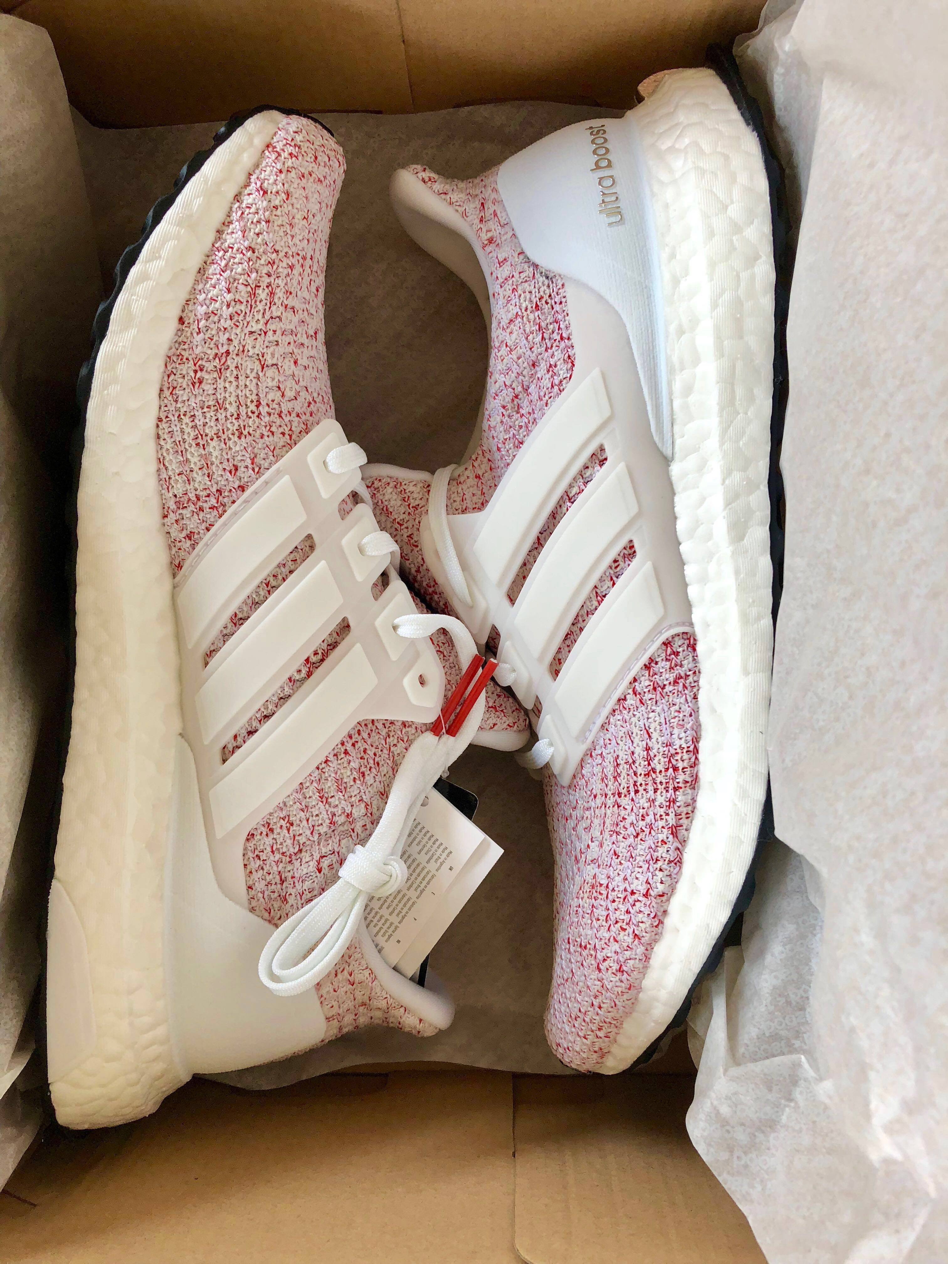 98f55a05277 Adidas Ultra Boost 4.0 Candy Cane Multi Color   Multi colour   Multicolor    Multicolour