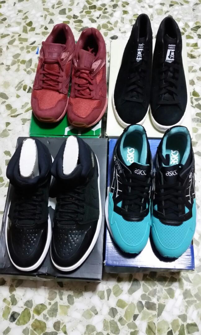 new product d17c1 72ac0 Air Jordan adidas puma asics, Men's Fashion, Footwear ...