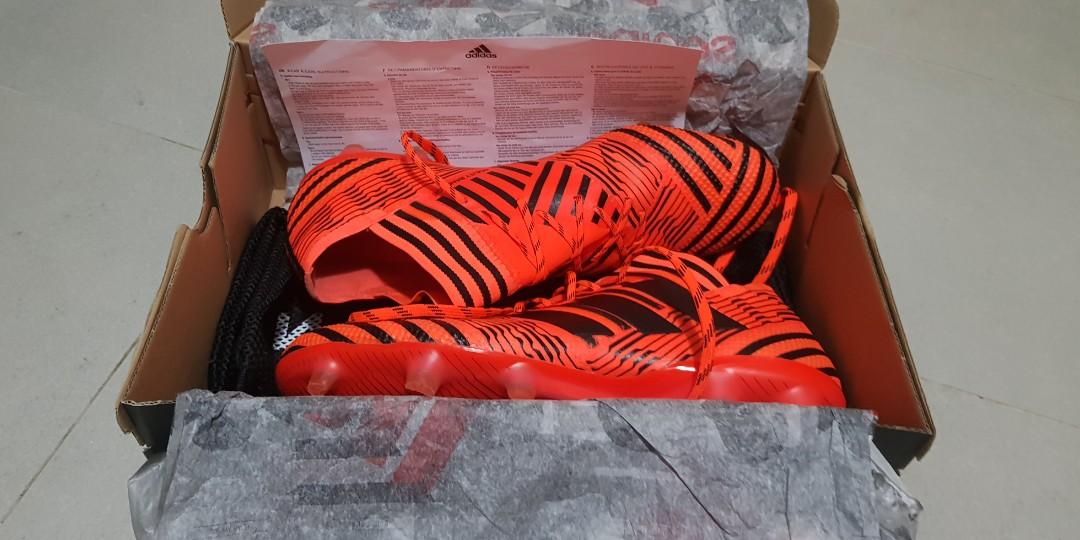 8624b2c53 Authentic Adidas Nemeziz 17.1 FG BB6079