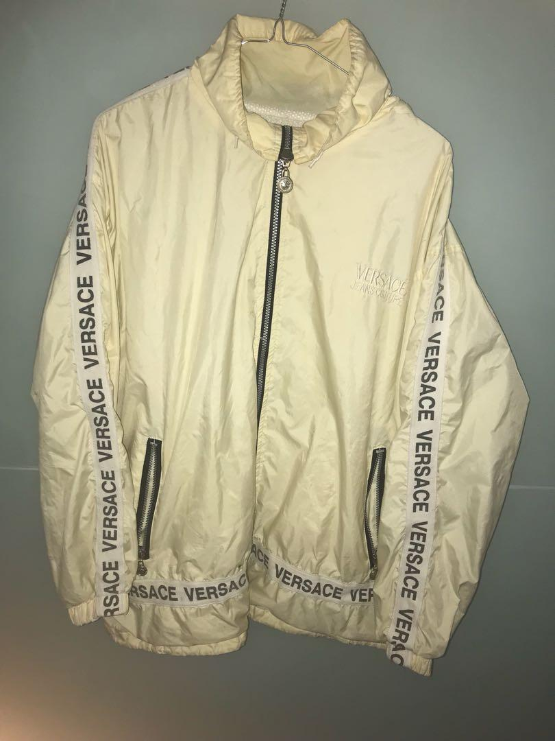 Authentic Versace (Vintage) Windbreaker